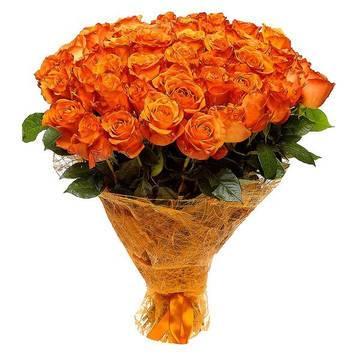 Импортные розы красивого сорта